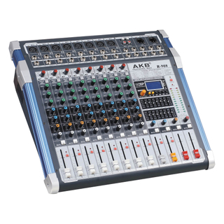 R-908 professional power mixer for large performance
