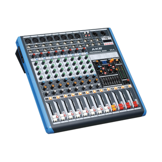ES-8 6/8/12 channel Double 99 DSP Digital mixer