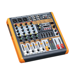 IR-52 professional audio mixer 99 DSP