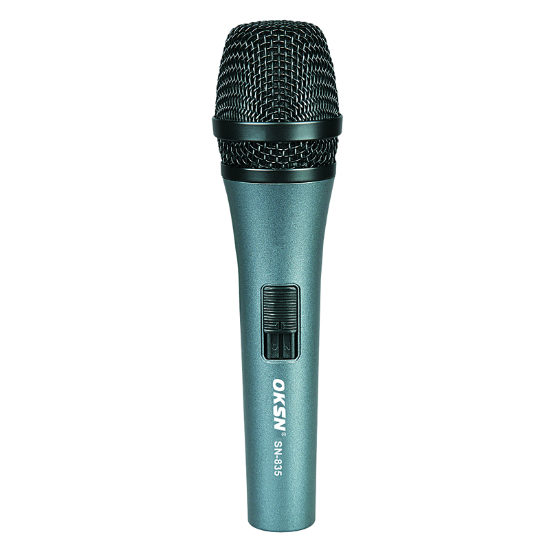 SM-835 high performance dynamics microphone
