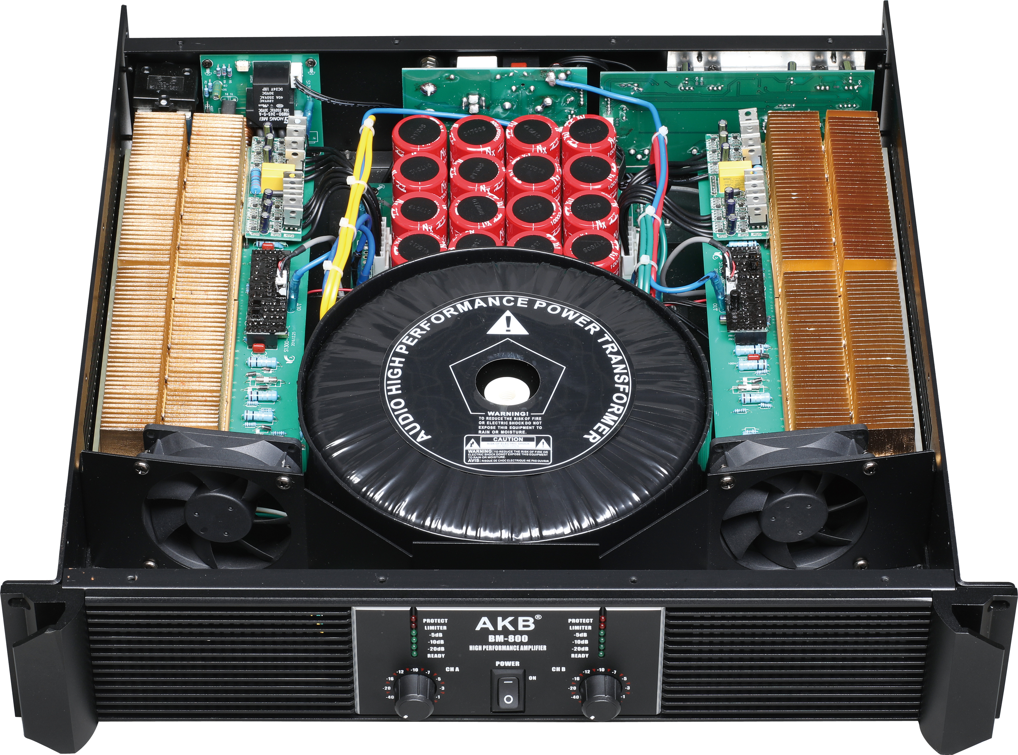 BM series Amplifier manufacturer Stereo power Amplifier
