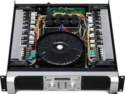 M series class I 2*1600W power amplifier