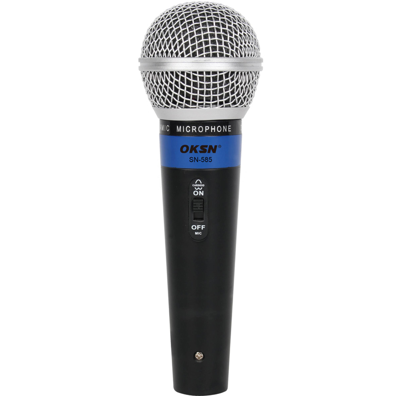 SN-585 wired microphone for KTV