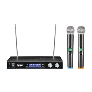 SN-218 stable quality home theatre wireless microphone