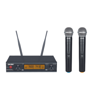 SN-8002 wireless karaoke microphone for performace