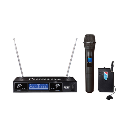 SN-V66R hot sell VHF wireless microphone with cheap price