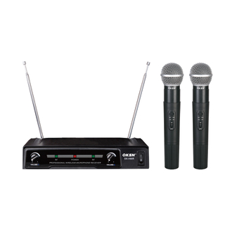 SN-V68R VHF wireless microphone with cheap price